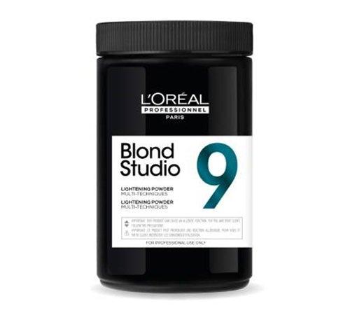 BLOND STUDIO POUDRE MULTI TECHNIQUES N9 500g