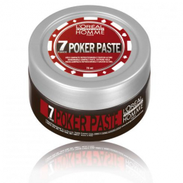 L'OREAL HOMME POKER PASTE 75 ml FORCE 7
