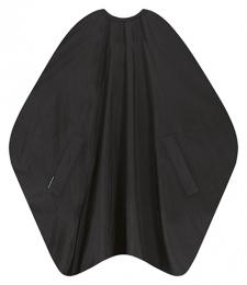 CAPE BARBER UNIE AVEC PRESSION CLASSIC XL