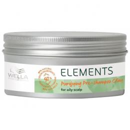 WELLA ELEMENTS PURIFYING ARGILE PRE-SHAMPOING 225 ml